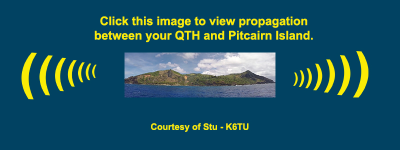 How to Work VP6R   Pitcairn Island DXpedition